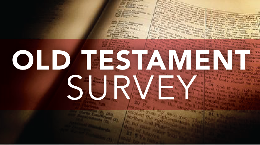old testament servey Since its initial publication in 1982, old testament survey has served as the standard textbook on the background, content, literary quality, and message of the old.
